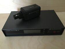 Sennheiser ew100 G1 D, inkl. SKP100 Plug on Sender #115