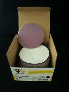 Sia Siaspeed Disc 1950 Grid 240 Box of 10 80mm No hole
