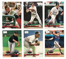 1993 STADIUM CLUB EXPOS DARRIN FLETCHER  1ST DAY ISSUE PARALLEL CARD #272