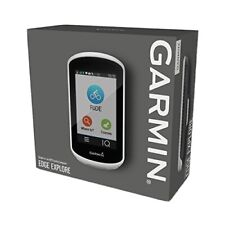 Garmin Edge Explore Outdoor GPS Cycling Bike Sat Nav - Pre-installed Europe Map