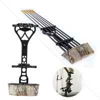 Archery 6 Spot Arrow Quiver Quick Release for Compound Bow Case Hunting Shooting