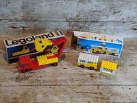 Lego Vintage 1970s Collection Models Lego 689 Lego 699 *Incomplete*