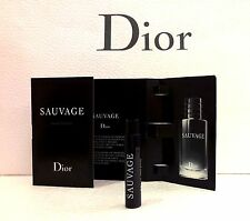 Christian Dior Sauvage Eau De Toilette EDT 1ml Vial Pocket Sample Size Spray