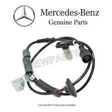 Mercedes W126 300SD 420SEL 560SEC Front Driver Left ABS Wheel Speed Sensor OES