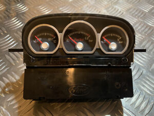 Ford Focus ST ST225 PFL - Oil Temp, Oil Pressure & Boost Gauges