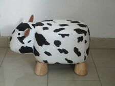 Tierhocker Tier Motiv Kuh Spielzeug Stuhl Hocker Maße: 47,5 x 23,5 x 28,5 cm