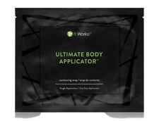 * It Works Ultimate Body Applicator (1 Single Wrap) NEW Sealed FRESH Contouring