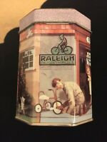 Vintage Bicycle - Toffee Tin - Raleigh - Retro - Suit Collector