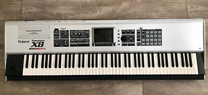 Roland Fantom X8 Keyboard Workstation - comes with  Manual.. Excellent condition