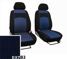 UPHOLSTERY FABRIC FRONT UNIVERSAL SEAT COVERS FITS CITROEN C4 PICASSO 5 SEATS