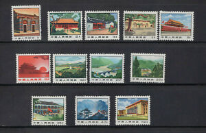 China PRC Mint Never Hinged Collection