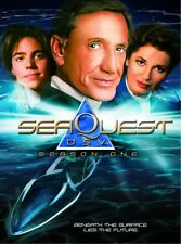 SEAQUEST DSV SEASON 1 New Sealed 4 DVD Roy Scheider