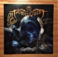 Power Quest - Blood Alliance (Import CD - Signed by 3 Band members) Dragonforce