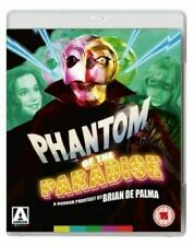 Phantom of The Paradise 5027035010632 With Paul Williams Blu-ray Region B