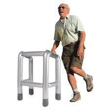 Aufblasbare Gehhilfe Gehbock Scherzartikel Gadget Senioren Rentner