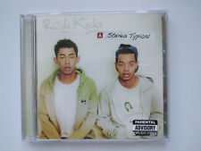 Rizzle Kicks - Stereo Typical - cd - 2011 - Universal island records.