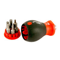 Wiha Hex SAE Stubby Bit Holder - Made In Germany