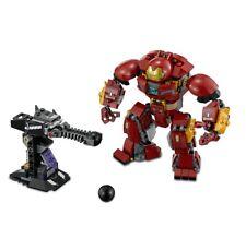 LEGO Marvel Super Heroes 76104 The Hulkbuster Smash-Up ohne Figuren NEU
