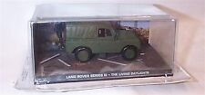 James Bond Land Rover Series 111 The Living Daylights  New in sealed pack