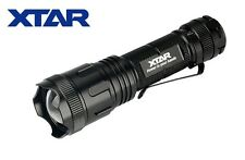 New XTAR WK007 Cree XP-G3 500 Lumens Adjustable Zoomable LED Flashlight (AA, 2A)