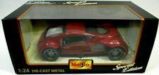 Minority Report TOM CRUISE Lexus Movie Car Model Rare Maisto Diecast  LQQK COOL