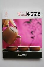 book tea art in china English-Chinese Learn traditional culture history