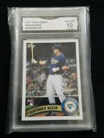 2011 TOPPS UPDATE ANTHONY RIZZO RC #US55 GMA 10 GEM MINT