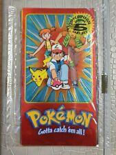 Topps Pokemon chrome 5 Card Set Nintendo new sealed