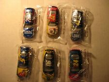 LOT OF 6 ACTION 1:64 DIECAST CARS