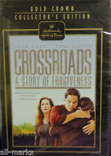 "Hallmark Hall of Fame ""CrossRoads: A Story of Forgiveness"" DVD - New & Sealed"