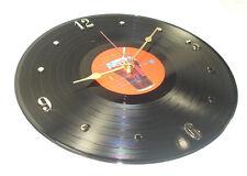 "The BEATLES Vinyl Record Clock - ""Rock N' Roll Music"" (1976) Rock Clock"