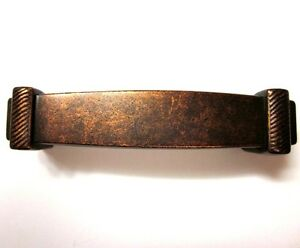 Cabinet Hardware Metal Copper Finish Handle/Pull