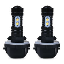 2pcs High Power LED Fog Driving Lights Bulb 881 862 886 889 894 896 898 White