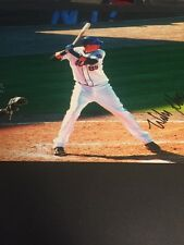 Wilmer Flores New York Mets Autographed Photo