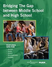 Bridging the Gap Between Middle School and High School Book New 000155677
