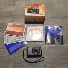 Fotocamera Digitale SAMSUNG ES75 Scatola Senza Cavo Schermo Crepato Funzionante