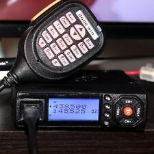 Super Mini 25W Donewin DM-690 VHF/UHF Mobile Radio Mini Transceiver Car Radio