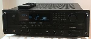CARVER HR-895 5.1Ch 365W Receiver~With REM0TE ** PLEASE READ **