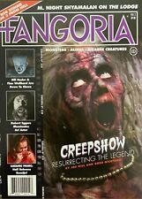 FANGORIA MAGAZINE Vol 2 / ISSUE  # 5 - 2019 - CREEPSHOW