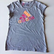 tee shirt  gris adidas 14 ans bon état