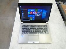 Toshiba Portege Z30-C 128GB SSD i5-6200U 2.30GHZ 8GB Win 10 Pro Touch Laptop