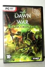 WARHAMMER 40000 DAWN OF WAR GIOCO USATO PC DVD VERSIONE ITALIANA RS2 39478