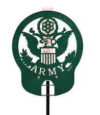 Swen Products Armed Services Us Army Military Rain Gauge