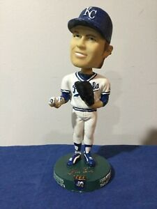 Steve Busby, Kansas City Royals, 2007 SGA Bobblehead, Hall of Fame Series