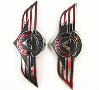 New Gas Tank Emblem Badge Decals for Kawasaki Vulcan VN Classic VNClassic VN400