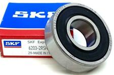 SKF 6203 2RSC3 SKF Deep Grove Ball Bearings, 17 x 40 x 12mm - 2 Rubber seals