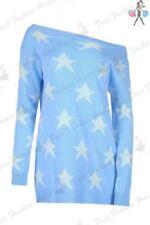 Damen-Pullover & -Strickware aus Acryl und Sterne Normalgröße