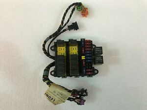 LAMBORGHINI GALLARDO SPYDER RELAY ENGINE FUSE BOX UNIT OEM 407971258
