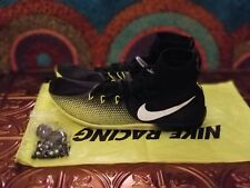 Nike Zoom Victory Xc 4 Track and Field Spikes Black 878804-017 Men's Size 12.5