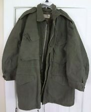 Vintage Medium Regular 1957 Pre Vietnam Og 107 Wind Resistant Sateen Jacket Usa
